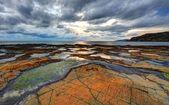 Kimmeridge bay Dorset — Stock Photo