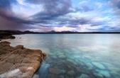 Terras altas escocesas — Foto Stock