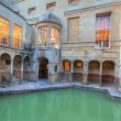 Roman Baths — Stock Photo #17418787