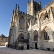 Bath Catheadral England — Stock Photo
