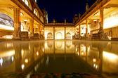Roman Baths — Stock Photo