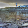 Stock Photo: Portland Bill Light House HDR