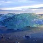 Iceburg Sunset — Stock Photo