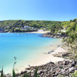 Salcombe Beach Devon England — Stock Photo