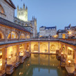 Roman baths at Avon England — Stock Photo #30115271