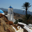 Ios in Greece classic church — Stock Photo #31810857