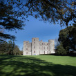 Lulworth castle Dorset — Stock Photo