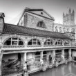 Old Roman Baths — Stock Photo #38726831