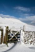 High Peak Derbyshire — Stock Photo