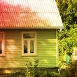 House in the fall — Stock Photo #29869681