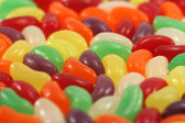 Jellybean Background Low Angle — Stock Photo