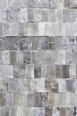 Tall shot of uneven marble tiles texture — Stock Photo
