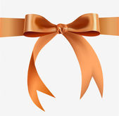 Decorative bow - EPS 10 — Stock Vector