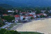 Olimpiada resort a Calcidica in Grecia — Foto Stock