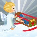 Guardian angel — Stock Vector #25284833