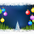 Stock Photo: Christmas decoration,