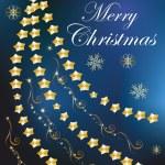 Christmas decoration of the Christmas tree, — Stock Vector #33098571