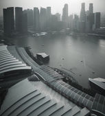 Marina bay Singapore — Stock Photo