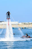 Flyboard — Stock Photo