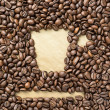 Coffee beans — Stock Photo #12785921