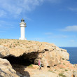 Cap de Barberia - Stock Photo