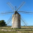 Windmill in Formentera — Stock Photo #26075367