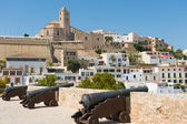 Ibiza Dalt Vila — Stock Photo