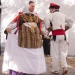 Folklore dance typical IbizSpain — Stock Photo #26963669