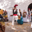 Folklore dance typical IbizSpain — Stock Photo #26963745