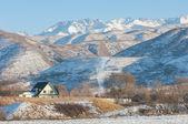 Southern Kazakhstan — Stock Photo