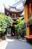 Templo budista de arhat em chongqing. — Foto Stock