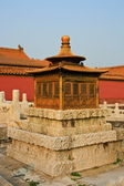 In the Forbidden City Beijing China — Stock Photo