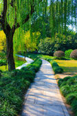 Landscape of West lake. Hangzhou. China. — Stock Photo