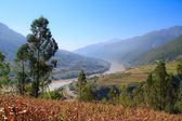 Tiger leaping gorge. Tibet. China. — Stock Photo