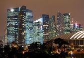 Skyscraper of Singapore. — Foto Stock