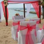 Beach wedding. — Stock Photo #11106772