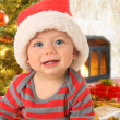 Christmas baby — Stock Photo #13304490