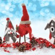 Christmas birds — Stock Photo #14753069