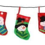 Christmas stockings — Stock Photo #16889933
