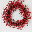 Christmas wreath — Stock Photo #16890085