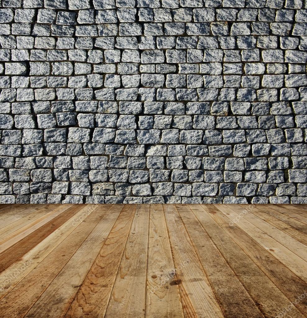 ¿Qué tipo de suelo va con paredes de ladrillo ()