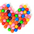 Candy heart — Stock Photo #24022423