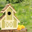 Birdhouse — Stock Photo #25043905
