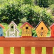 Birdhouse — Stock Photo #25043935
