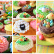 Easter cupcakes — Stock Photo #43447169