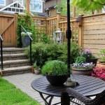 Small garden — Stock Photo #45745063