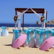 Beach wedding — Stock Photo #47758837