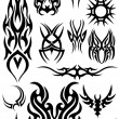 Royalty-Free Stock Vector Image: TATTOO TRIBAL
