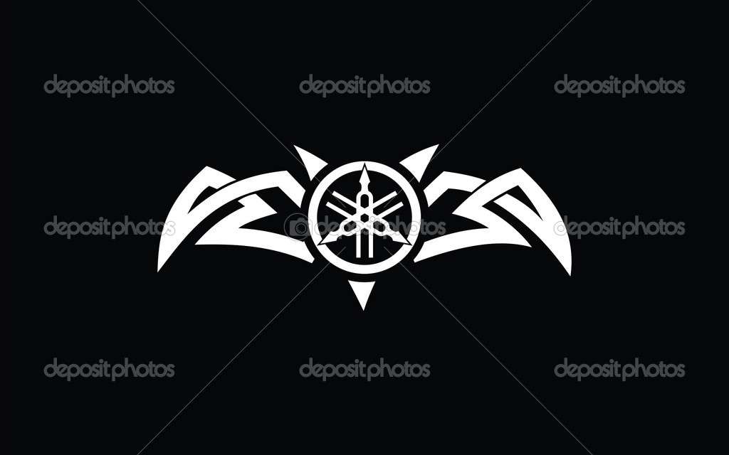 TATTOO TRIBAL BY RSB  Stock Vector #13688571