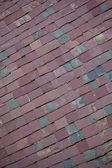 Slate roof tiles — Stock Photo